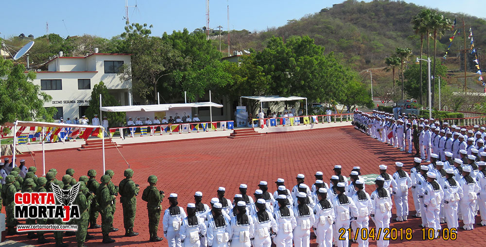 Conmemoran Aniversario de la Heroica Defensa del Puerto de Veracruz