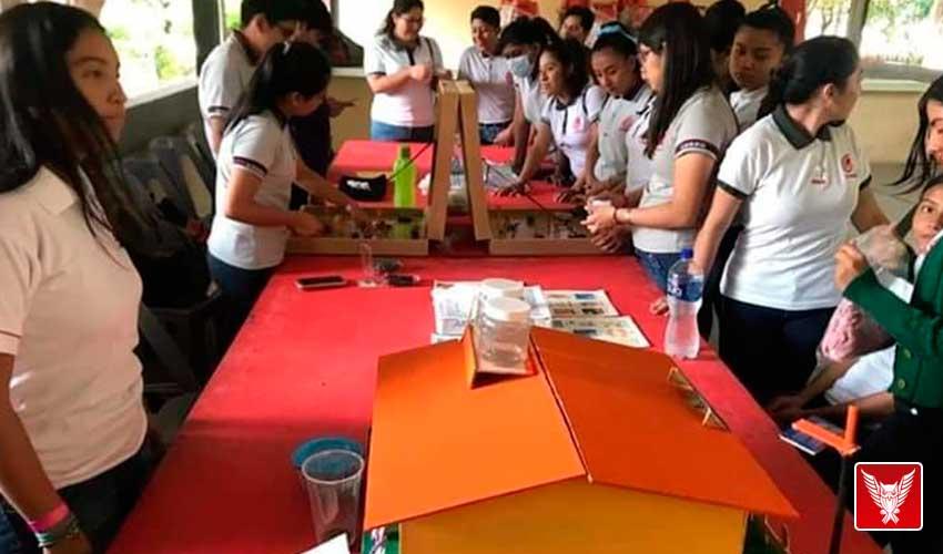 Cobao 02 Espinal concluyó jornada de ciencia y cultura - Cortamortaja, Agencia de Noticias