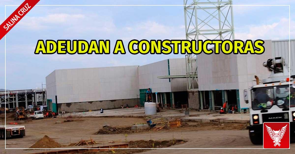 Directivos de la Plaza Comercial adeudan a constructoras en Salina Cruz - Cortamortaja, Agencia de Noticias